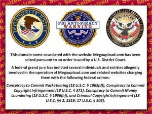 Seizure Notice from megaupload.com